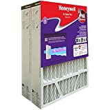 Honeywell 20 in. x 25 in. x 4 in. Pleated Electro Statically Charged Air Cleaner Replacement Filters (2-Pack), Lasts up to 12 Months