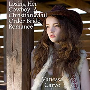 Losing Her Cowboy Audiobook