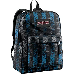 JanSport Black Label Superbreak (Swedish Blue Escape)
