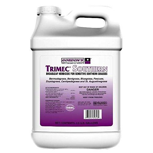 Trimec Southern Broadleaf Weed Herbicide 1qt For Clover Chickweed Dandelion +