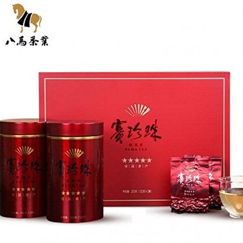 Bama tea Pearl Buck NongXiang Tieguanyin tea Chinese Oolong tea 200g八马茶业赛珍珠 by Yichang Yaxian Food LTD.