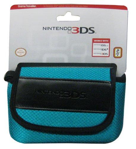 Industries Traveler Game (Nintendo 3ds Game Traveler (blue)))