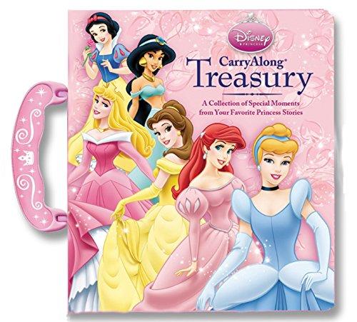 Disney Princess Alphabet - Disney Princess CarryAlong Treasury