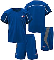 Toronto Blue Jays Toddler Legacy T-Shirt and Short Set