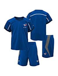 Toronto Blue Jays Toddler Legacy T-Shirt and Short Set
