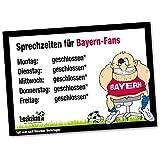 Einfach mehr Spa/ß im Alltag Warnschild Dortmunder FREIE-Zone 3er-Set XXL-Aufkleber Bayern- /& Fu/ßball-Fans vor Dortmund-Fan infizierten Sch/ützt Schalke- /Öffnungszeitenschild T/ürschild