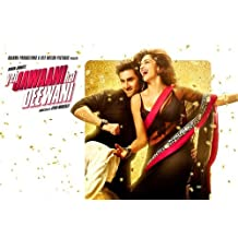 Yeh Jawaani Hai Deewani - DVD (Hindi Movie / Bollywood Film / Indian Cinema) 2013 by Deepika Padukone