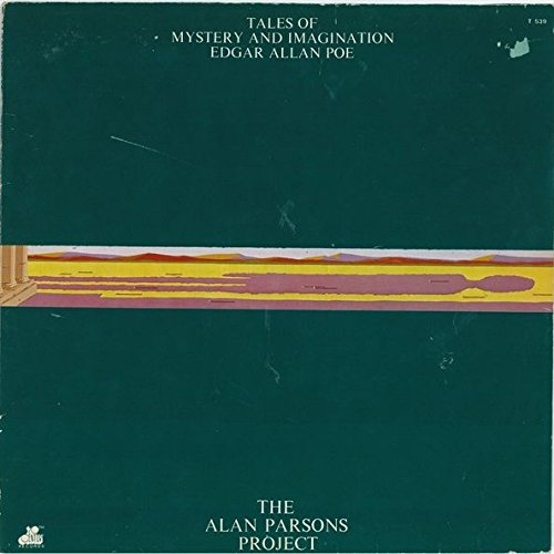 The Alan Parsons Project - Tales Of Mystery And Imagination - Edgar Allan Poe - RCA - 798 T 539, 20th Century Records - T-539