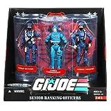 GI Joe Senior Ranking Officers: Cobra