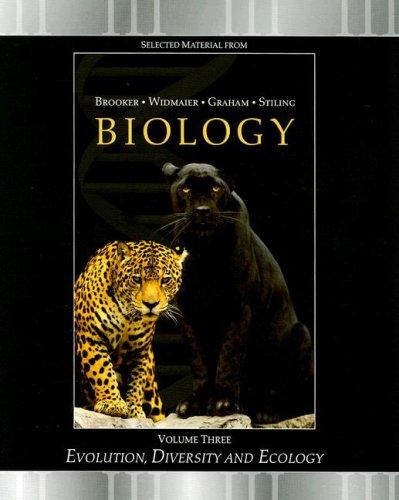 LSC Evolution, Diversity and Ecology: Volume III