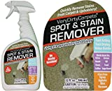 Carpet & Upholstery Cleaning Solution Spot & Stain Remover Spray 32 Oz Spot Removal. Best Concentrated Carpet Cleaners Product For Home Use Pet Stains & Very Dirty Carpet