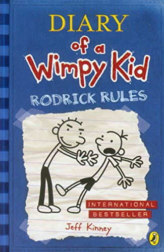 Diary of a Wimpey Kid: Roderick Rules (Diary of a Wimpy Kid)