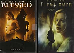 Blessed , First Born : Evil Baby 2 Pack Collection