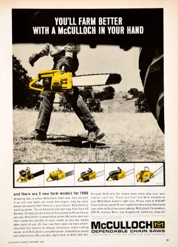 TOP 10 BEST MCCULLOCH CHAINSAW REVIEWS 2018 on Flipboard by