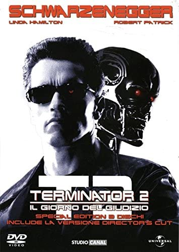 Amazon Com Terminator 2 Judgment Day 1991 Vintage Movie Poster 24x36inch 02 Posters Prints