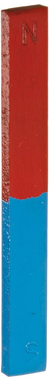 Ajax Scientific Aimant Barre rectangulaire en acier, longueur 100 mm x Largeur de 12 mm x 5 mm d'é paisseur (lot de 2) longueur 100mm x Largeur de 12mm x 5mm d' épaisseur (lot de 2) MA240-0100