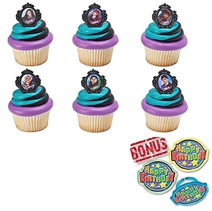 disney's descendants cupcakes - 425×423
