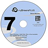 Automatic Driver Recovery for AUTOMATIC WINDOWS 7 (32-bit and 64-bit) & Complete All Drivers One-Click Installer; Internet, Wi-Fi, Ethernet, Video, Sound, Audio, USB, Devices, ...(Restore Disc/Disk