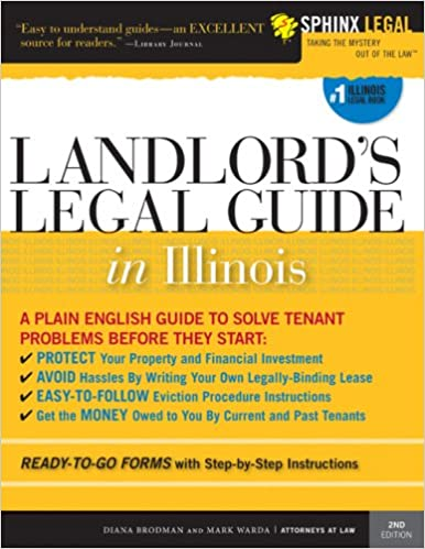 Landlord's Legal Guide in Illinois (Legal Survival Guides