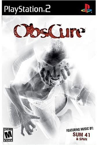 Amazon.com: Obscure - PlayStation 2: Artist Not Provided: Video Games
