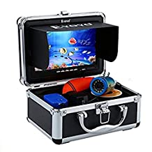 "Eyoyo Original 30m Professional Fish Finder Underwater Fishing Video Camera 7"" Color HD Monitor 1000TVL HD CAM Lights Control"