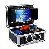 Eyoyo Original 30m Professional Fish Finder Underwater Fishing Video Camera 7' Color HD Monitor 1000TVL HD CAM Lights Control