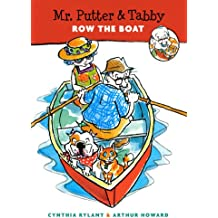 Mr. Putter & Tabby Row The Boat (Turtleback School & Library Binding Edition) (Mr. Putter and Tabby)