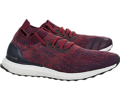 UltraBoost Uncaged Mens in Mystery Red Collegiate Burgundy by Adidas ... 550f2a8a2