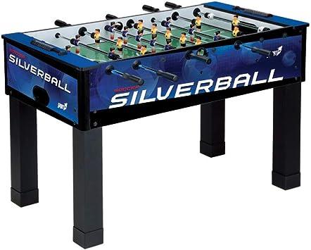 Sport1 - Futbolín Silverball - Futbolín 11 vs 11 regulación Barras ...