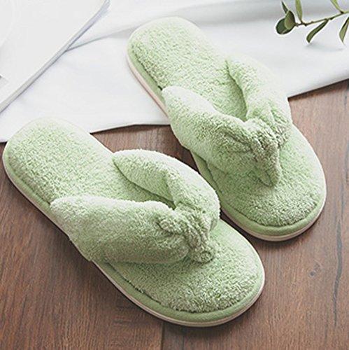 Pantofole Cattior Da Donna Corallo Da Donna Pantofole Infradito Verde