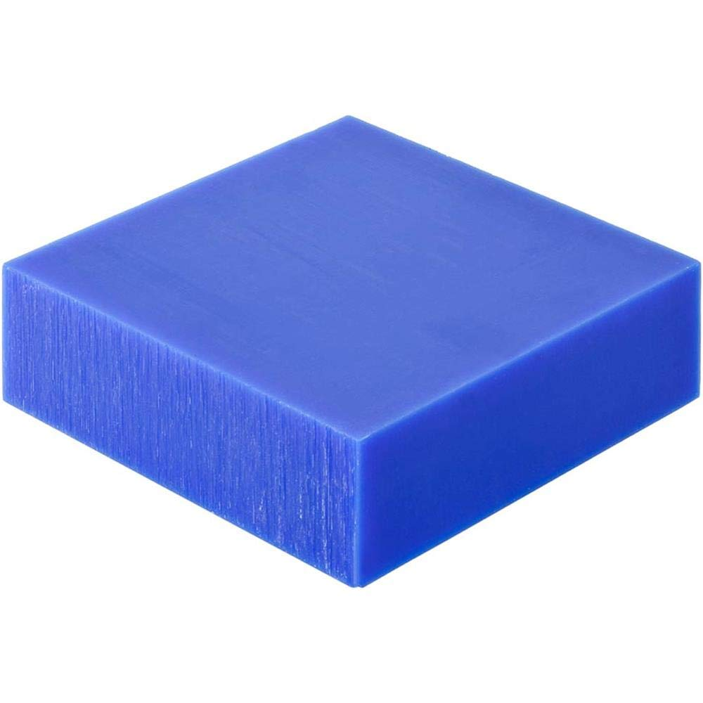 Grizzly Industrial H9042 - Machinable Wax Block 2'' X 6'' X 6'' by Grizzly Industrial