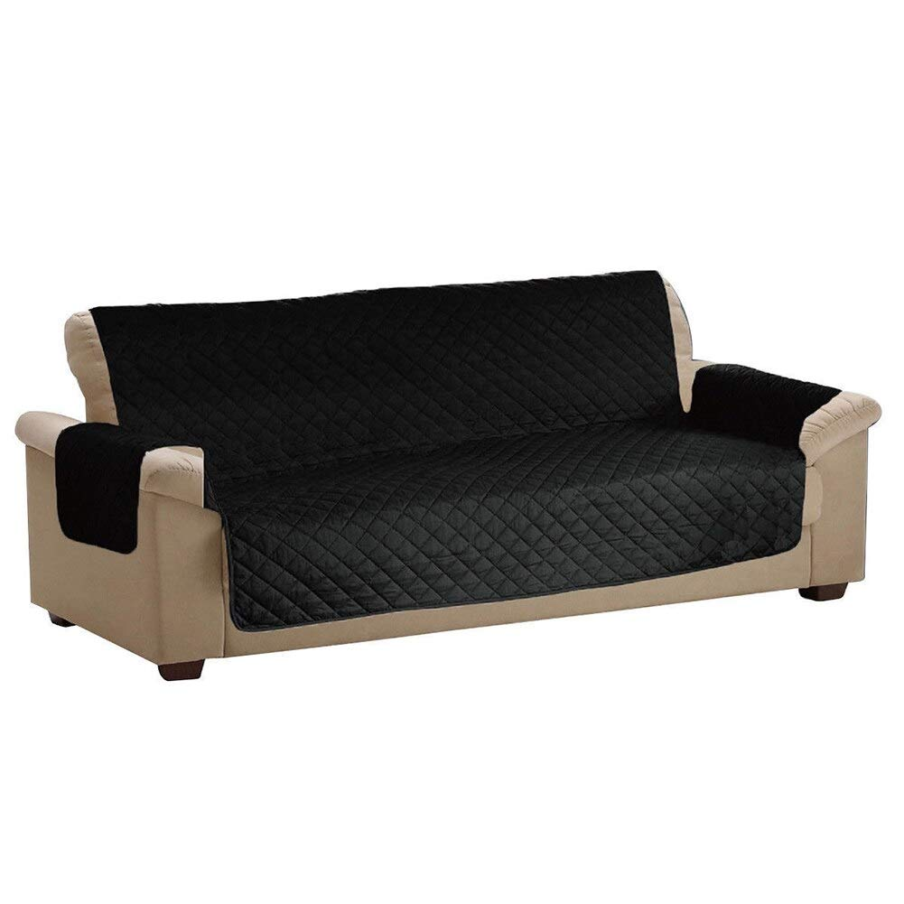 Living Furniture Set - Quilted Sofa Arm Chair Settee Pet ...