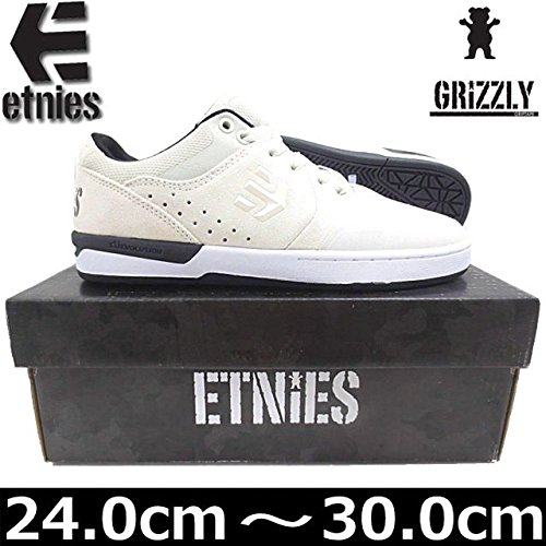 etnies エトニーズ Marana XT×Grizzly White [並行輸入品] B01LYCQ04W