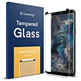 Galaxy S9 Screen Protector, Caseology [Tempered Glass] Full Coverage with Guide Frame [Easy Installation] for Samsung Galaxy S9 - 1 Pack