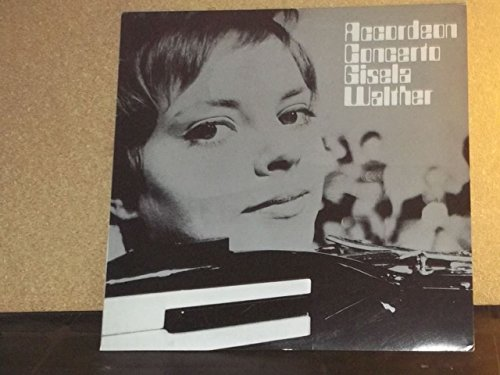 Price comparison product image Accordeon Concerto Unplayed NM German Pressing