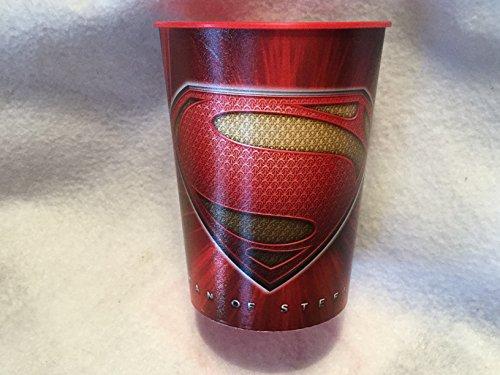 Hallmark Plastic Tumbler Party Ware, Superman Tumbler