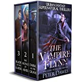 The Vampire Flynn Books 1-3: a series collection of urban fantasy supernatural thrillers