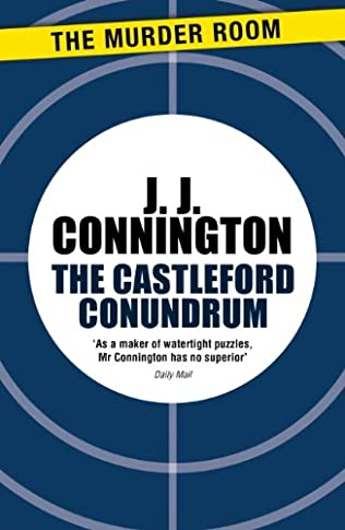 book cover of The Castleford Conundrum