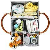 Baby Diaper Caddy Organizer - Nursery Portable