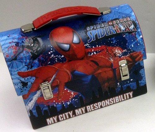 Workmans Box - Marvel - Spiderman - My City My Responsibility