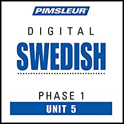 Swedish Phase 1, Unit 05