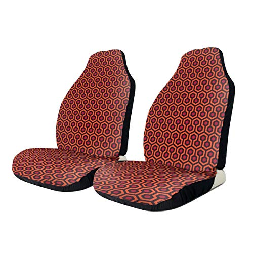 Car Seat Covers Geometry Elastic Full Set Car Seat Protectors Universal Car Seat Accessories,1 PCS