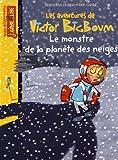LE MONSTRE DE LA PLANÈTE DES NEIGES - VBBOUM 9 - N83