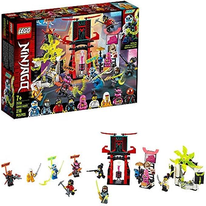 LEGO NINJAGO Gamer's Market 71708 (new 2020)
