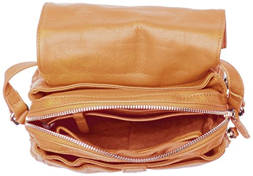 Bag 14 Aness Women's Kate Lee camel Shoulder Brown zZIRRq