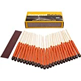 UCO Stormproof Matches, Waterproof and Windproof with 15 Second Burn Time - 25 Matches 2-Pack