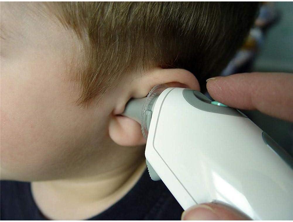 cuepar 20 Ersatzlinsenfilterthermometer Ersatz f/ür Braun-Thermometerdeckel und Einwegflaschenverschl/üsse minimieren das Risiko von Bakterien und Verunreinigungen