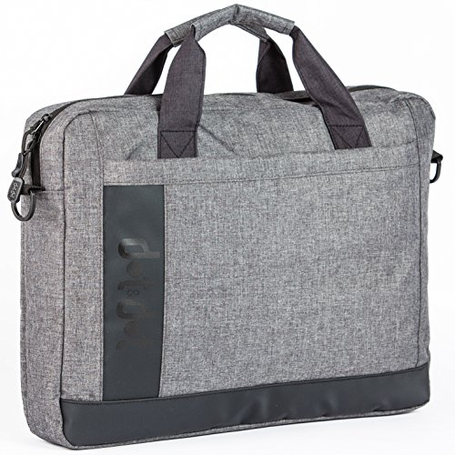 Travel Laptop Bag Briefcase: Top of the Line Quality Messenger Sleeve Case for your Tablet, Notebook, Macbook, iPad Laptop Sleeve Dot