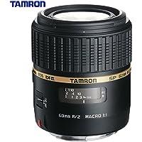Tamron SP AF60mm F2 Di II LD (IF) 1:1 Macro Lens For Nikon AF (AFG005NII-700) - (Certified Refurbished)