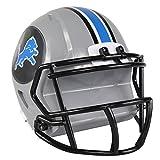Detroit Lions Bank Coin Helmet Style - Licensed Detroit Lions Collectibles
